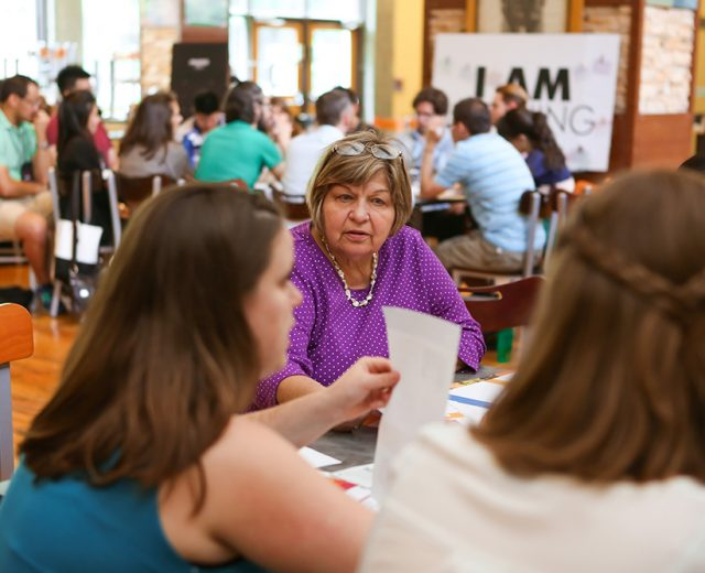 InterVarsity begins search for new president as Geri Rodman announces retirement.